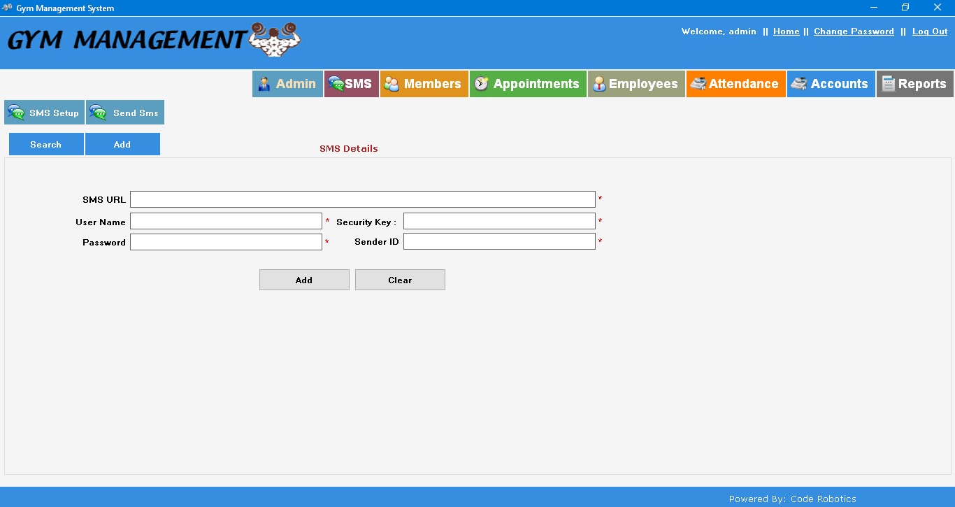 Gym Management | Marketplace for readymade Software Source Code