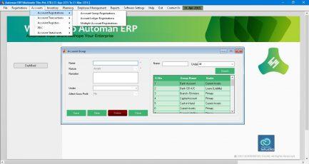 Automan ERP