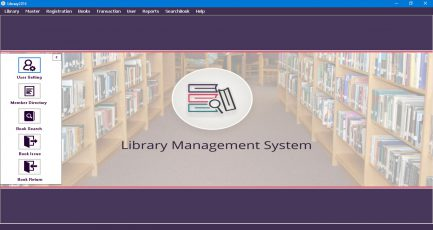 Library ERP