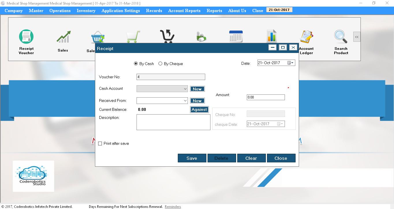 desktop medical store management software  medical pos